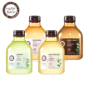 HAPPY BATH Tea Collection Bodywash 300g